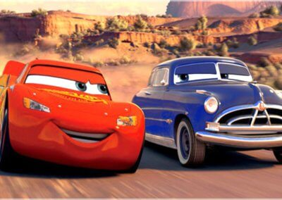 What Lightning McQueen and Doc Hudson can teach us about how change affects our staff differently
