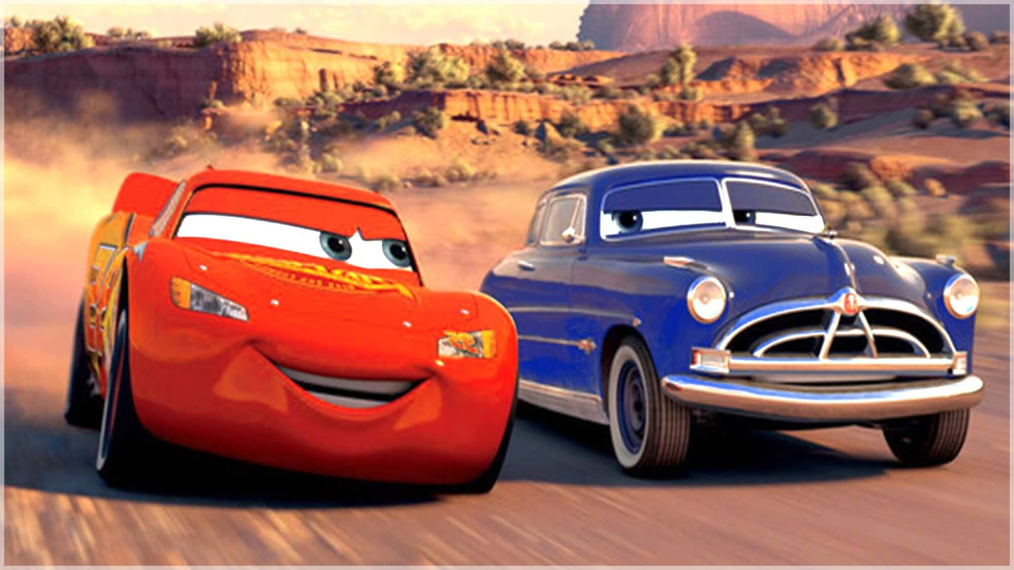 What Lightning Mcqueen And Doc Hudson Can Teach Us About
