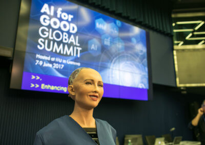 AI for Good: What are the Possibilities?