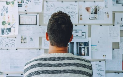 Using Design Thinking to Create a Business Vision.